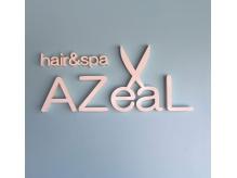 ヘアースパ アジール(Hair Spa AZeaL)