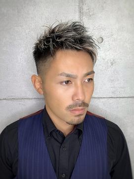佐藤寿仁★銀座フェードカット/刈り上げショート★air-GINZA★