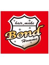 ヘアメイク ボンドオム(hair make bond homme)