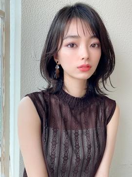 簡単スタイリング×小顔韓国ヘア★ 20代30代/Silk-lei吉祥寺