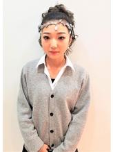 文化祭ヘアセット☆彡.34