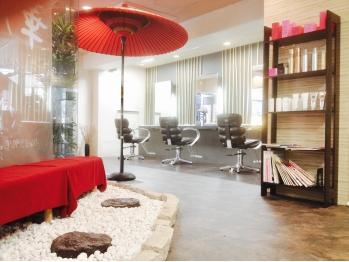 カグヤ ヘアーリンク 森小路店(華月 Hair L.I.N.C.)(大阪府大阪市旭区/美容室)