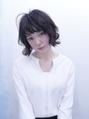 【morio池袋】可愛い黒髪ショートボブ