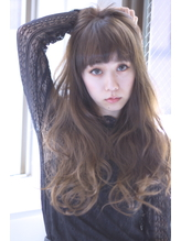 【lotti池袋】愛されグラマラスウェーブ 好感度.39