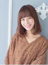 《Barretta/蒲田217》☆おしゃカワgirl☆ぱっつんカールボブ☆ バレッタ.34