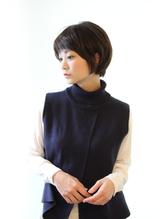 大人女子人気の耳掛けスタイル.11
