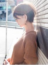 大人かわいい耳かけショート【neaf 犬塚優介】 時短.29
