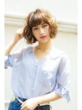 【prize池袋西口店】オン眉×ミニボブ.58