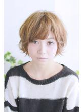 美髪デジタルパーマ/バレイヤージュノーブル/クラシカルロブ168 シュシュ.39