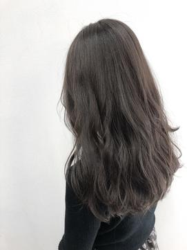 【OCTO 天神】ロングレイヤー×巻き髪×チョコレートブラウン