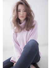 【新百合】丸みショート無造作カールボブディイルミナカラー44.29