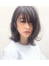 【atreve 表参道】大人女子☆イメチェンミディアムボブ☆高梨☆ 落ち着き.49
