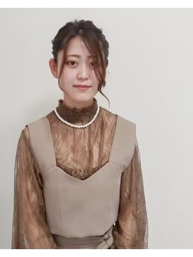 好感度抜群のナチュラルアップ☆
