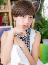 *+COVER HAIR+*…シンプル可愛い★マッシュボブa 小頭.13