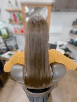 現在入手困難な【ADAST premium DS2】のストレートアイロン使用◆ワンランク上のストレートヘアを実現!