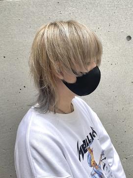 【BREEN原宿】ウルフカット×インナーカラー