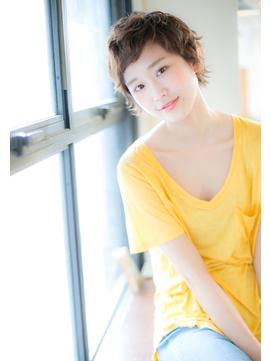 ☆フレンチサマーショート☆ご予約【NAKA NIWA】03-5944-8848