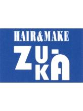 ヘアアンドメイク ズーカ(HAIR&MAKE ZU KA)