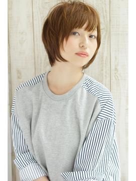 【HAIR DERA'S】伸ばしかけ大人ショートボブ[銀座]