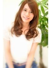#hairsalon de Foreve Lux#ナチュラルセミディ斜めバング .48