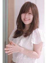 リラクシーセミディカール 透け感ショコラベージュ.29