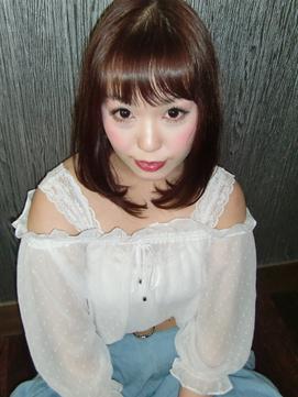 Hair Lust 「チェリーピンク★ミディー」