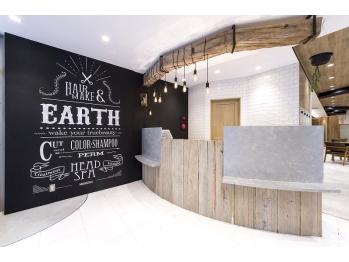 アース 目黒店(HAIR & MAKE EARTH)(東京都品川区/美容室)