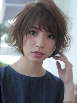 Bella ☆褒められ髪☆大人可愛いゆるふわショートボブ 2