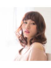 Sweet恵比寿☆大人かわいい外国人風 クリーミィカラー☆.56