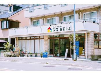 ゴ リラ(GO RELA)(大阪府池田市)