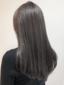 モテ髪 さら艶ストレート 愛されヘア シアベージュ《TARO》