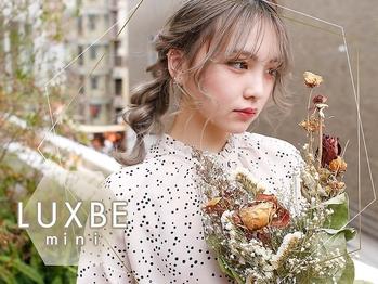 ラックスビー ミニ 大阪梅田店(LUXBE mini)(大阪府大阪市北区)
