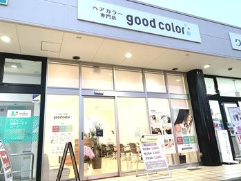 グッドカラー マツゲン岩出店(good color)(和歌山県岩出市/美容室)