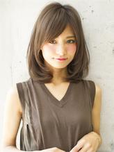 銀座アフロート 艶と透明感のオーガニックカラー小顔カット .56