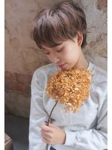【+~ing deux】ふわくしゅエアウェーブショート【上川渡紗穂 ベリーショート.39
