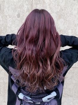 HAIR MAKE brunt