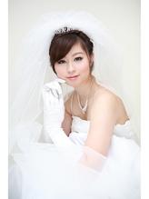 花嫁プリンセスアップ <表参道ブライダルヘアメイク LUVU> プリンセス.40