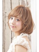 【奈良/生駒nao*c】大人かわいい小顔☆ナチュラルバルーンボブ.7