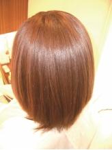 電子トリートメント×毛髪改善トリートメントのWアタック!補充して閉じ込める手法で最高ランクの美髪へ☆