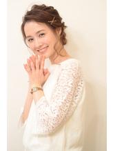 【Aina銀座】金ピン☆パーティアレンジ.41
