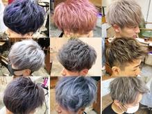 hair design West Side STANDARD 南船場【ウエストサイドスタンダード】