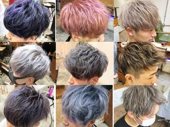 ヘアーデザイン ウエストサイドスタンダード(hair design West Side STANDARD)(大阪府大阪市中央区/美容室)
