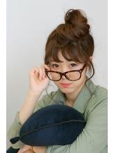 ざっくりゆるふわおだんごヘアー 【赤坂 WHO-GA】 萌え.29