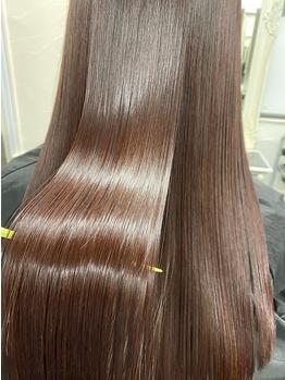 Bell hair