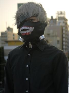 年秋 東京喰種 金木研 白カネキver のヘアスタイル Biglobe Beauty