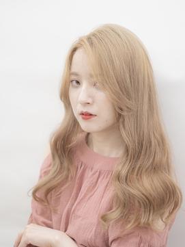 【eha】韓国風_ミルクティーベージュ