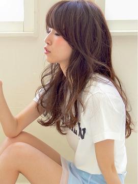 《MAXBEAUTY☆サーフガールヘア》