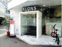 サロンズヘアー 中町店(SALONS HAIR)