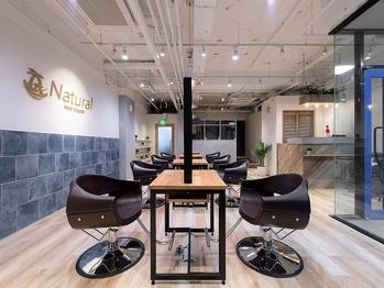 ナチュラル ひばりヶ丘店(Natural)(東京都西東京市/美容室)