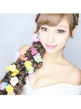 【Lapis渋谷】フラワージュ☆彡 お姫様.60
